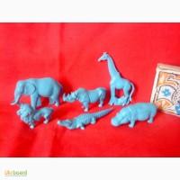 Продам набор фигурок из серии Зоопарк - 6шт