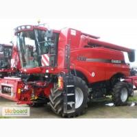 Сельхозтехника. Зерноуборочный комбайн Case AF 7130
