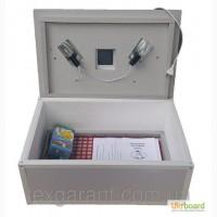 Инкубатор для перепелиных яиц Цыпа ИБР-100Ц, с ручным переворотом (цифровой терморегулят