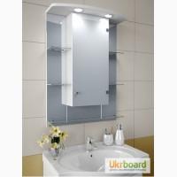 Шкаф зеркало в ванную A61-S