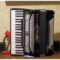 Продам полный аккордеон made in Germany