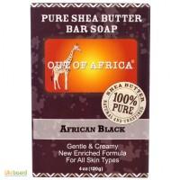 Out of Africa натуральное африканское черное мыло