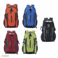 Спортивно-туристический рюкзак в салатовом цвете GuapabienTourist