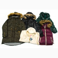 Секонд хенд оптом куртки от SRS Company