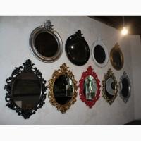 Декоративные зеркала в раме для вашего дома, квартиры, кафе
