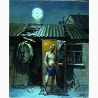 Продам картины времён перестройки