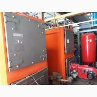 Газовый котёл Viessmann 1, 12 МВт