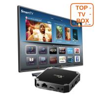 Купить X96W mini 2g/16g Android 7 smart box Андроид tv смарт тв приставка цена