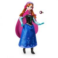 Кукла Анна в наборе с кольцом Холодное сердце Дисней