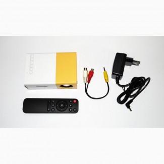 Led Projector YG300 Мини проектор портативный мультимедийный