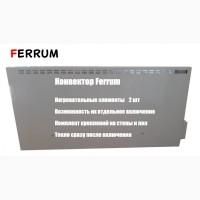 Металлический обогреватель конвектор 750 ВТ конвекционный обогреватель ferrum
