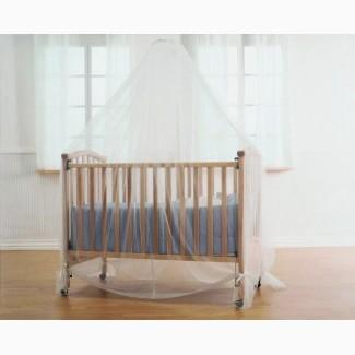 Антимоскитная сетка на детскую кровать