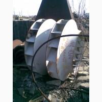 Продам рабочее колесо вентилятора, дымососа диаметр 1500 2шт
