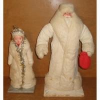 Дед Мороз и Снегурочка по 200 Грн