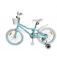 Детский алюминиевый велосипед Leader Kitty 20