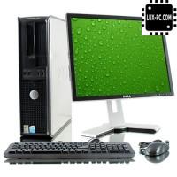 ПК Dell OptiPlex 780 (4 ядра 4 гб озу 500 винт) + монитор 20 16к10 + мышь и клавиатура