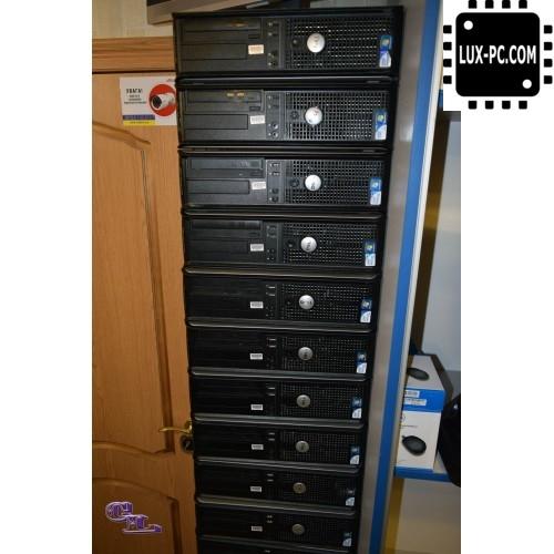 Фото 2. ПК Dell OptiPlex 780 (4 ядра 4 гб озу 500 винт) + монитор 20 16к10 + мышь и клавиатура