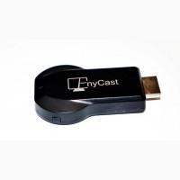 Медиаплеер Miracast AnyCast MX18 Plus HDMI с встроенным Wi-Fi модулем