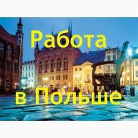Трудоустройство украинцев в Польше 2019. Вакансия САНТЕХНИК