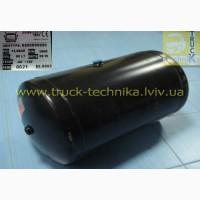 Ресівер повітряний балон 80L, діаметр 396mm, довжина 750mm, вихід M22x1, 5mm