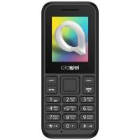 Мобильный телефон Alcatel 1066 Dual SIM, Черный, Белый