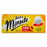 Чай Minutka черный, 100 пак