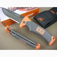 СКИДКА 25% Складной нож Gerber Bear Grylls + чехол