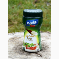 Кунжутная паста Golden Tahini 900g Kasih закуска к фалафелю к хумусу Тахини