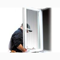 Терміновий ремонт м/п вікон і дверей