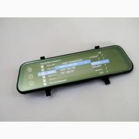 DVR L1027 Full HD Зеркало с видео регистратором с камерой заднего вида.10 Сенсорный экран