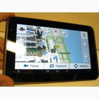 Планшет-навігатор Samsung Galaxy! IGO Primo (Truck) Україна і Європа