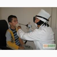 Лечение аденоидов криотерапией без операции