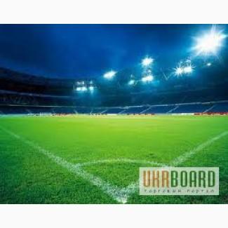 Строительство футбольных стадионов и футбольных полей