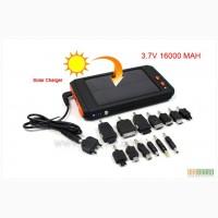 Портативная солнечная батарея 12000 mAh
