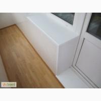 Балкон - ремонт, строительство, утепление, застеклить, обшивка балкона