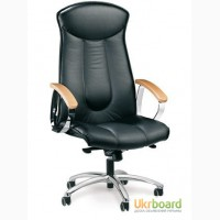 Business кресла в Люкс коже Millennium TOP - 605, Millennium VIP- 605 Италия