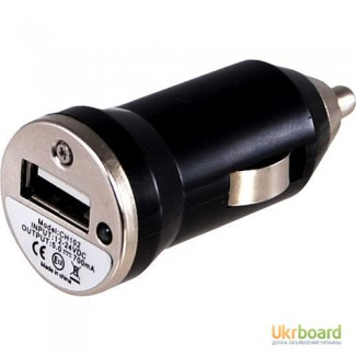 Зарядное USB устройство от прикуривателя 12 V