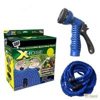 Растягивающийся шланг X hose 22.5 метров