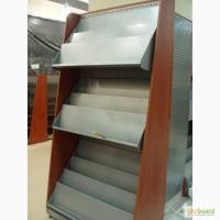Продам металлическое торговое-выставочное оборудование для магазинов книг и ...