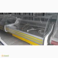 Продам холодильную витрину б/у «Невада» длиной -2 м