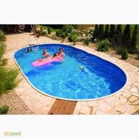 Сборный наземный бассейн Mountfield Azuro DE LUXE 405DL (7, 3х3, 7х1, 2м)