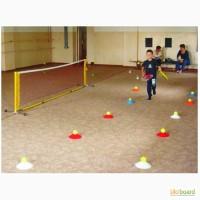 Сетка(детская H-0.74м; L-3, 08м) для игры в большой теннис