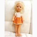 Кукла СССР в своем платье