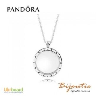 Оригинал PANDORA прозрачный медальон - 590530-75