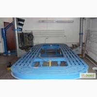 Стапель платформенный Trommelberg B 19G для кузовного ремонта