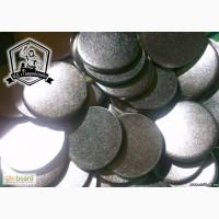 Заготовки монет, латунь, медь, мельхиор, изготовление монет на заказ