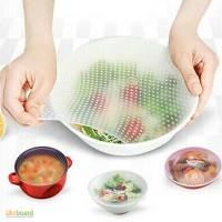 Пищевая пленка для хранения продуктов Stertch and Fresh (Стрейч Фреш)