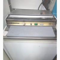Горячий стол б/у упаковочный CASH AND WRAPPER
