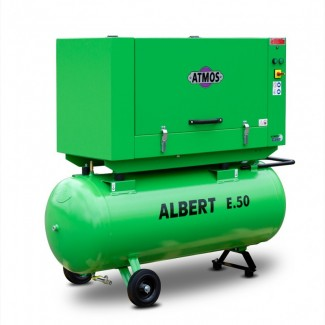 Винтовой компресор с осушителем ATMOS - Albert