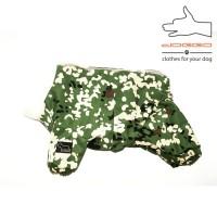Зимняя одежда для собак французский бульдог - ТМ DOGGO